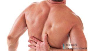 Smerter i ribben og brystrygg